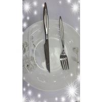 不锈钢水果刀叉 高档环保不锈钢刀叉 厨房用具 水果刀叉