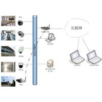 监控摄像头安装报价 远程视频监控安装公司