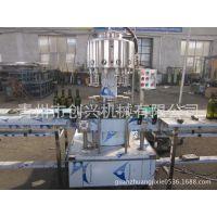 全自动果酒灌装机 负压灌装机 定量灌装机
