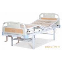 【厂家直销】ABS双摇床  医疗床  医院用床 疗养床、病床