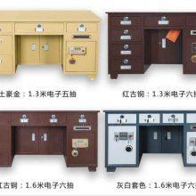 黑龙江办公/家用两用 财务桌带保险柜 适合各种门店收银使用