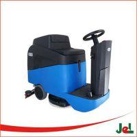 自动洗地机(图)、车间工厂洗地机、山东洗地机