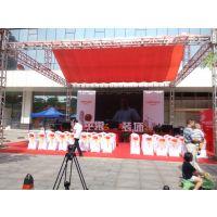 惠州舞台搭建价格礼仪物料多少钱音响出租费用
