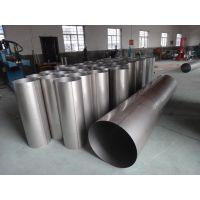 江苏安琪尔宜兴风管厂家直供碳钢风管圆形焊接管件环保工程通风管道