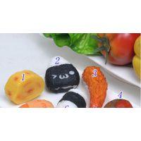 仿真蔬菜假水果日本寿司饭团假食物模型装饰品摆设仿真寿司套餐