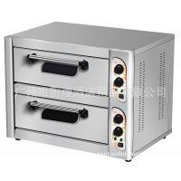 汇利二层二盘电烘炉食品烘焙电烤炉 商用无烟蛋糕焗炉电烤箱