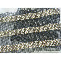 大量承接服装网钻网纱水钻网加工 一珍珠一水钻 按客户要求生产