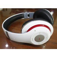 蓝牙耳机批发新款TM-010蓝牙插卡TF耳机 2.0蓝牙插卡收音头戴耳机