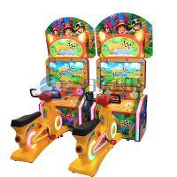 供应梦幻自行车 运动视频益智休闲类游戏 儿童游乐设备 中山市日东动漫科技