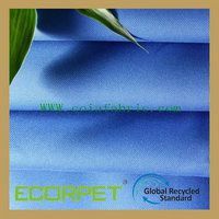RPET面料、中国家RPET从原料到面料通过GRS认证企业
