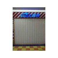 重庆PVC折叠门小片推拉门多折折叠门