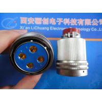 我公司骊创 圆形电连接器Y50DX-1803TJ1航空插头 3针