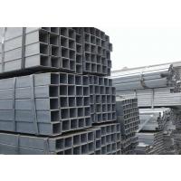 50*90*3.0-4.0天钢方管焊接钢管生产工艺简单