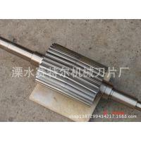 厂家低价供应滚刀 切粒机滚刀 造粒机滚刀 不锈钢刀