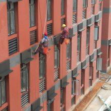 广州花都区招牌清洗公司/专业高空外墙清洗