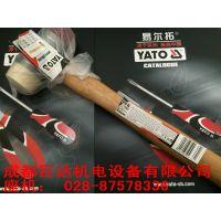 欧洲易尔拓YATO 可换头木柄安装锤 YT-4630 PU双面尼龙锤