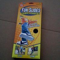 tv新款产品fun slides儿童滑板 滑雪板 滑冰板 厂家直销 滑雪用品