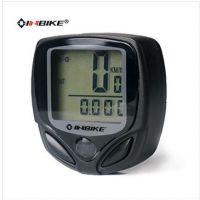 INBIKE 防水无线码表368C自行车码表里程表测速器骑行装备配件