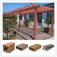 简约的木塑住宅花架,阳台,小区安装方便,结构牢固