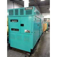 那家电机好怡昌 日本原装进口电友静音柴油发电机组350KVA