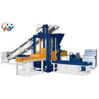 砌块成型机设备价格 工艺流程-上海华预机械