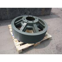 郑州亿通机械牌5V槽型QD锥孔皮带轮
