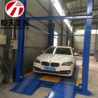 黑龙江 佳木斯 厂家定做 汽车升降平台 汽车举升机 汽车电梯 3吨4米