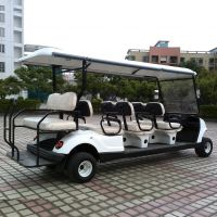 朗晴 LQY085 8座电动高尔夫球车