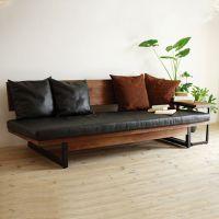 海德利厂家定制 美式复古沙发 布艺沙发批发