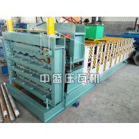 沧州中盛压瓦机生产的薄利三层压瓦机就找杜姗姗价格低质量好