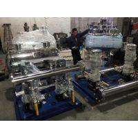 厂家供应不锈钢无负压供水设备 管网叠压生活变频恒压