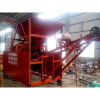 志成机械供应筛沙机 可移动三传送沙石分离机,厂家直销
