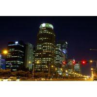 新疆 市政亮化设计 楼体灯光设计 灯光效果图制作 氢氦照明设计
