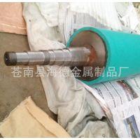供应橡胶棍,包胶滚筒,丁腈胶辊翻新包胶加工