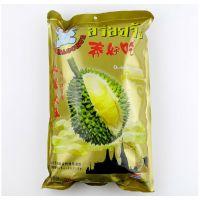 泰国原装进口 泰好吃 口口香酥酥金枕头榴莲干新鲜榴莲干 210g