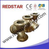 y type strainer specification Nickel Aluminum Bronze Y Type Strainer