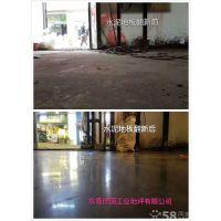 广州花都增城停车库金刚砂地面起灰处理