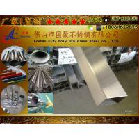 供应不锈钢扁管10x30厚度1.0毫米 规格齐全201材质