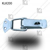 凯陆 不锈钢挂锁搭扣 工业锁扣 带锁搭扣 工具箱扣 防松锁扣