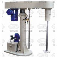 供应广州金宗100L-200LFL系列高速分散机 搅拌机分散机立式搅拌机
