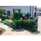 CE EAC Rubber Cold Feed Extruder Machine For Solid Rubber Profile XJLP - 75
