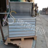201不锈钢储物柜 家居金属制品材料