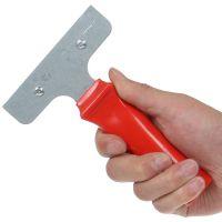 多功能铲刀清洁去污刀地板玻璃清洁工具 铝合金夹头 刀片