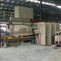 供应国森品牌利用速生木单板压制重组材仿实木机械