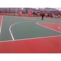 苍山篮球场弹性地坪