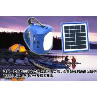若盛N710太阳能手提灯USB充电野营灯应急照明灯露营灯帐篷灯收音功能批发
