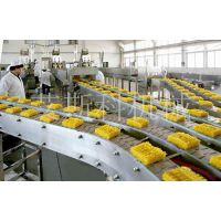 陕西艾斯科食品机械ask-ms800型非油炸方便面生产线成套设备质量好效率高