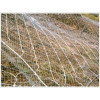 安平钢丝网厂供应主动防护系统 护坡钢丝网 被动防护网 隐形防护网