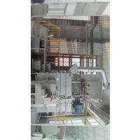 新能源生物颗粒中央集中熔炼节能环保高效熔铝生产线