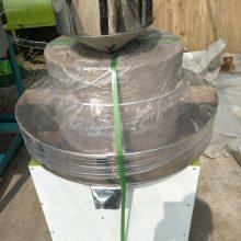 长沙石盘式电动石磨 文轩低温研磨豆浆石磨机 现磨现卖鲜豆浆机